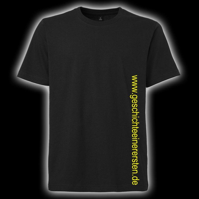 """T-Shirt """"Geschichte eines Ersten"""""""